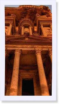 Jordan packages Petra tours Treasury